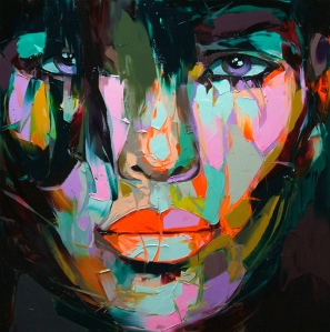 Artwork: A Painting by Francoise Nielly
